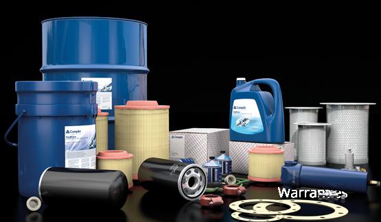 CompAir Compressor Parts