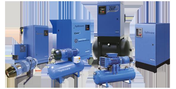 Hydrovane Compressors