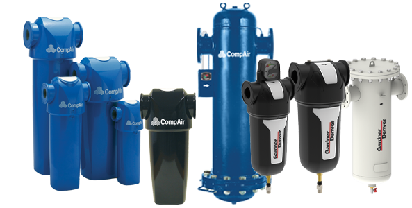 Air Compressor Filter & Filtration Products
